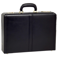 Black Briefcase PNG PNG