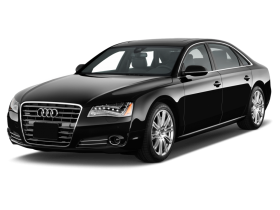Black Edition  Audi Luxury Car PNG