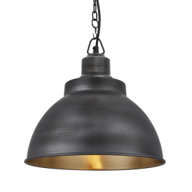 Black Golden Interior Lamp Light PNG