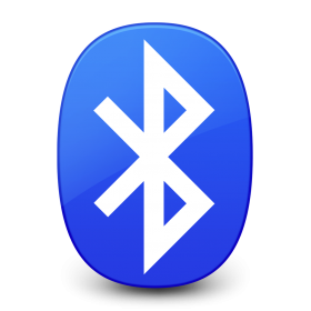 Bluetooth with two dimensional color PNG
