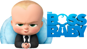 Boss Baby Cartoon PNG