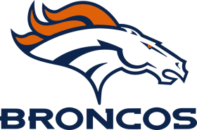 Broncos Logo With Letter PNG