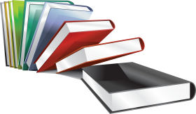 Bundle of Books PNG