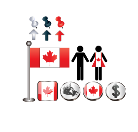 Signs and Symbols of Canada PNG