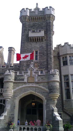 Official Canadian Building PNG