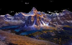 Rocky Landscape PNG