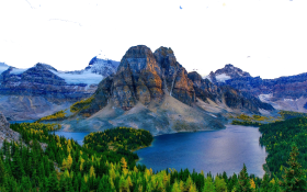 Landscape - Canada PNG