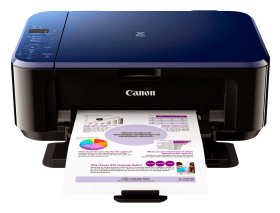 Canon Color Photo Printer PNG