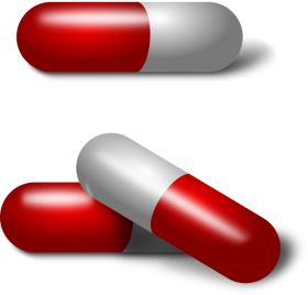 Capsule Pills PNG