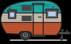 Caravan PNG