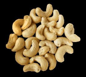 Cashews PNG
