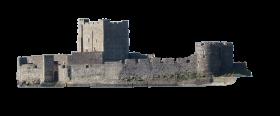 A Castle PNG