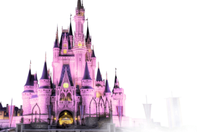 Pink Castle PNG