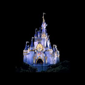 Artist Impression of a Castle PNG