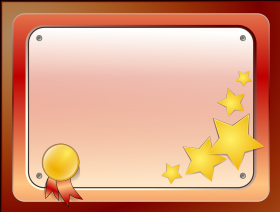 Certificate Template PNG