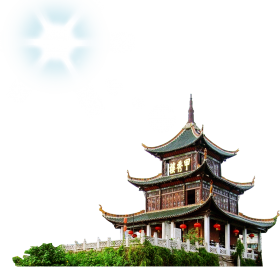 Chinese Architecture PNG