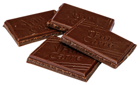 Chocolate Bricks PNG