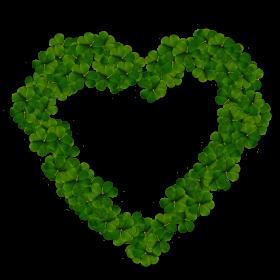 Clover Heart PNG