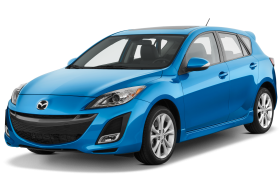 Cobalt Color Car PNG