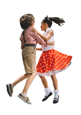 Couple Dance PNG