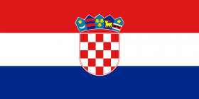 Croatia Flag World Cup PNG