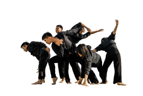 Dancers PNG