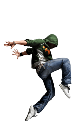 Dancing Boy PNG