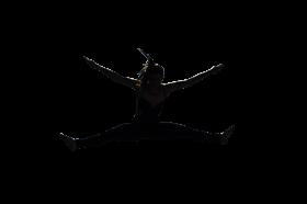 Dancing Girl PNG
