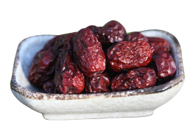 Dates in Bowl PNG
