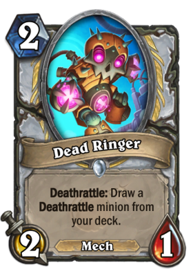 Dead Ringer PNG
