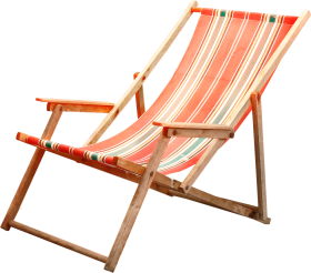 Deck Chair PNG