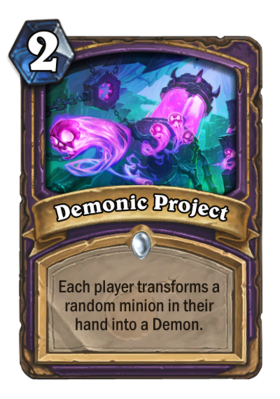 Demonic Project PNG