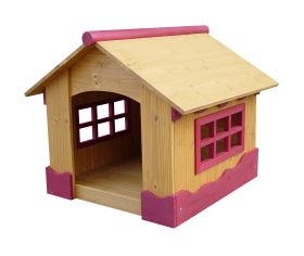 Dog Pet House PNG
