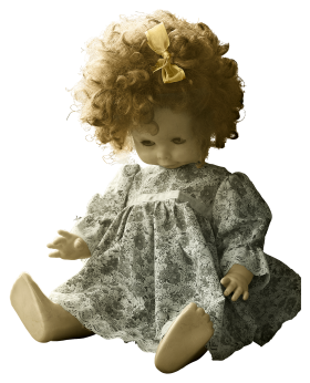 Doll Toy PNG