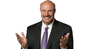 Dr Phil Smiling PNG