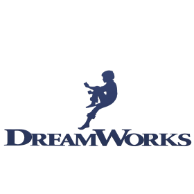 DreamWork Logo without The Moon and The Rot PNG