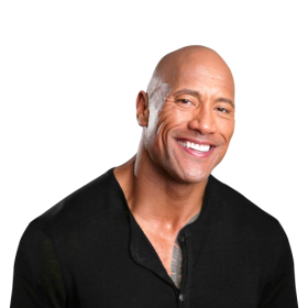 Dwayne Johnson  2018 PNG