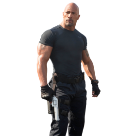 Dwayne Johnson ( Fast & Furious) PNG