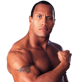 Dwayne Johnson Wrestler PNG