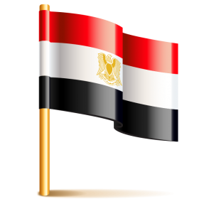 Flag of Egypt PNG
