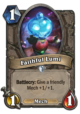 Faithful Lumi PNG