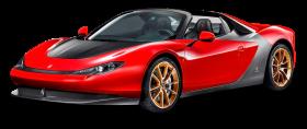 Ferrari Sergio Luxray Car PNG