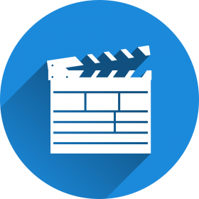 Film Klappe PNG