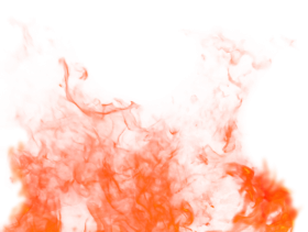Fire Flame Sparkling Ground PNG