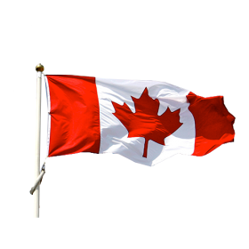 Flag of Canada PNG
