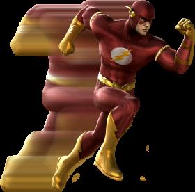 Flash Man PNG