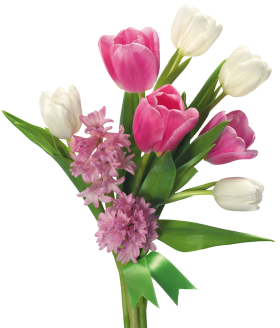 Flowers Bouquet PNG