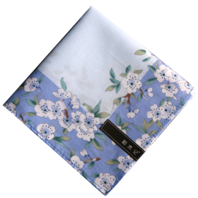 Flowers square Handkerchief PNG