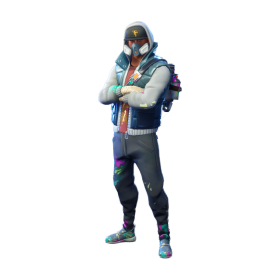 Fortnite Abstrakt PNG
