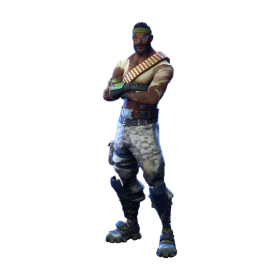 Fortnite Bandolier PNG
